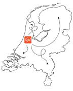 nederland_contour